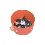 MS系列铝壳电机用风机(D型)