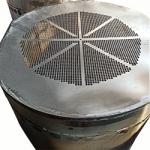 不锈钢电机风罩